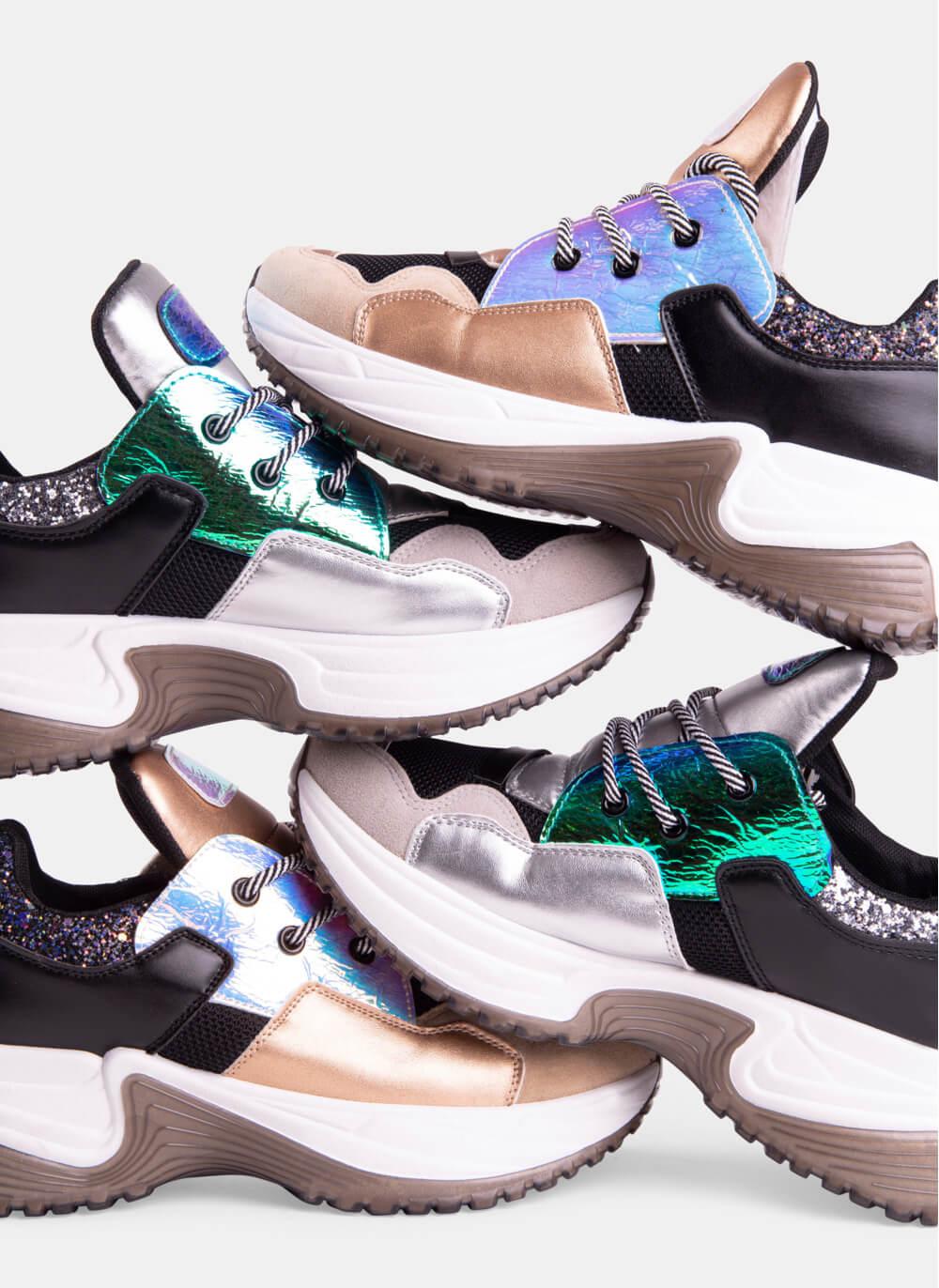Buty sportowe na platformie – hit czy kit?